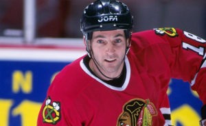 NHL Hall of Famer Denis Savard