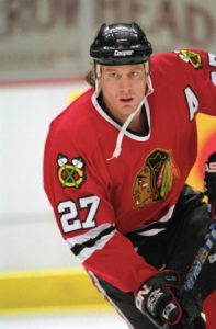 Jeremy Roenick. Photo credit: Naperville Magazine