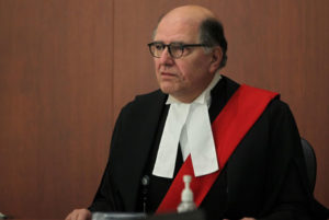 Justice Guy Demarco, Ontario Court of Justice. Photo source: Vancouver Sun